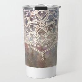 Universe Mandala Travel Mug