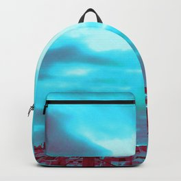 High Rise and Blue Skies Backpack