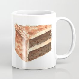 Chocolate Cake Slice Coffee Mug