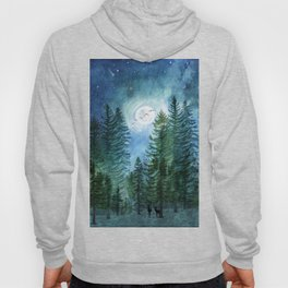 Silent Forest Hoody