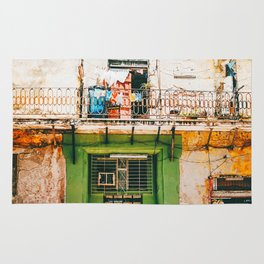 Summer in Cuba Rug