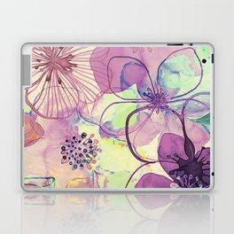 FLORAL PATTERN30 Laptop & iPad Skin