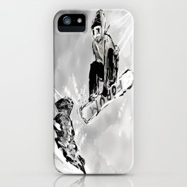 Tricks and Jumps  iPhone Case