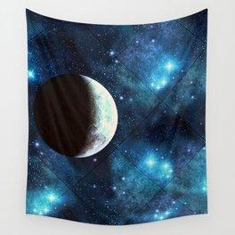 Moonbeam Wall Tapestry