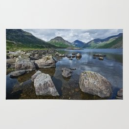 Wastwater English Lake District Rug