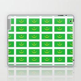 flag of mauritania -mauritania,mauritanian, موريتانيا,Nouakchott,Nouadhibou Laptop & iPad Skin