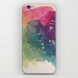 Colour carnival iPhone Skin