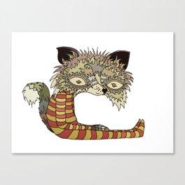 Soju Fox Canvas Print