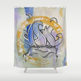 Today We Escape Shower Curtain