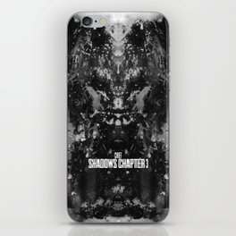 Chief - Shadows Chapter 3 iPhone Skin