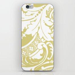 Acantha ~ French Green iPhone Skin