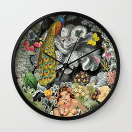 TROPIC Wall Clock
