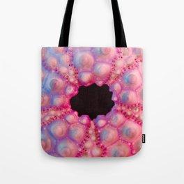 Pastel Urchin Tote Bag