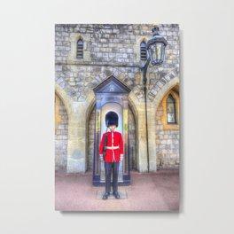 Coldstream Guard Metal Print