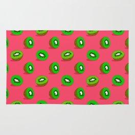 Kiwifruit Rug