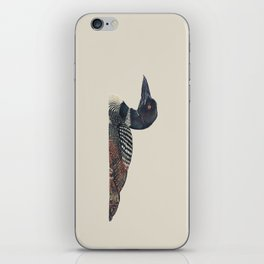 Common Loon iPhone Skin