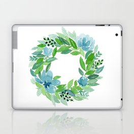 Summer Wreath - Four Seasons Series - Brilliant Laptop & iPad Skin