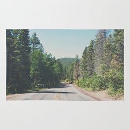 Santa Fe National Forest ... Rug