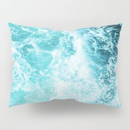 Perfect Sea Waves Pillow Sham