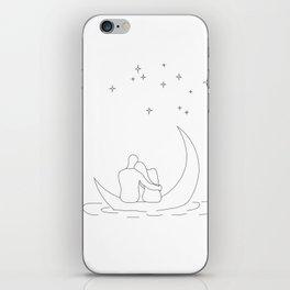 Honeymoon iPhone Skin