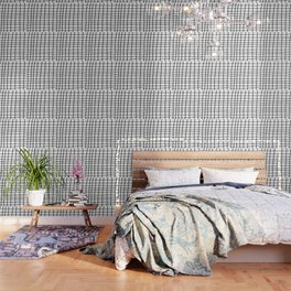 Hand Grid Large Wallpaper