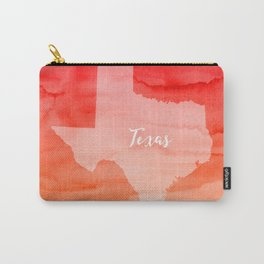 Sweet Home Texas Carry-All Pouch