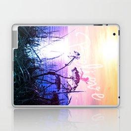 I believe in fairies Laptop & iPad Skin