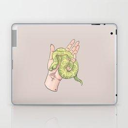 Hand Study No.2 // The Snake One Laptop & iPad Skin