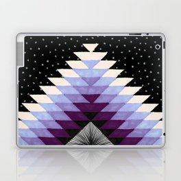 Cosmic Eye - Peach/Plum Laptop & iPad Skin