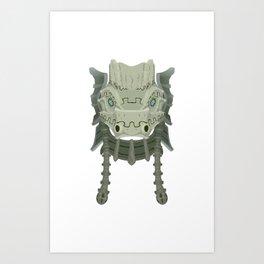 Phaedra - The 4th Colossus Art Print