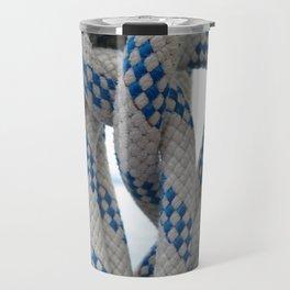 twisted rope Travel Mug