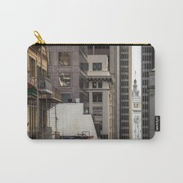 Embarcadero from Chinatown Carry-All Pouch