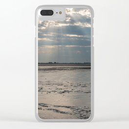 Old Boat Clear iPhone Case