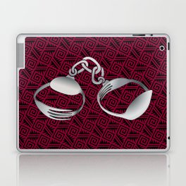 Cutlery Handcuffs Laptop & iPad Skin