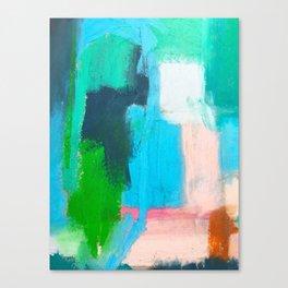 Pacific Ocean, No. 1 Canvas Print