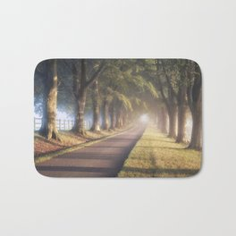 To The Manor Bath Mat
