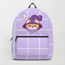 Witch Doggo Backpack