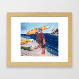 BIG Ideas Framed Art Print
