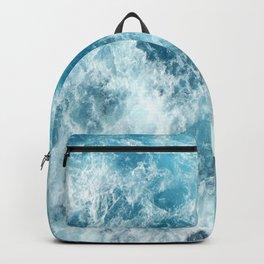 Sea Gurgle - Ocean Waves - Ocean - Beach - Waves Backpack