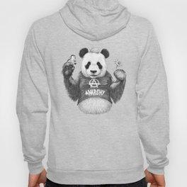 Punk Panda Hoody