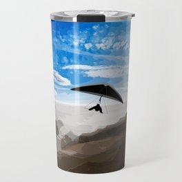 Hang gliding Travel Mug