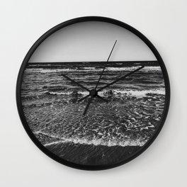 Salty air Wall Clock