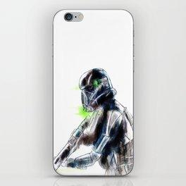 Death Trooper iPhone Skin