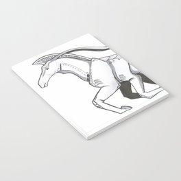Avatar Horse Notebook