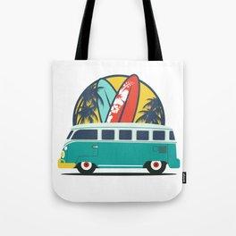 Surf Lover Tote Bag