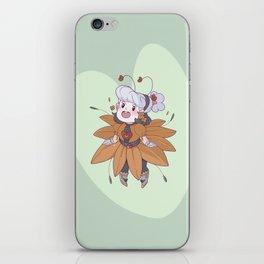 Sunflower Opal iPhone Skin
