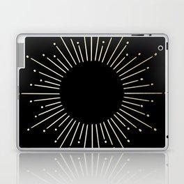 Mod Sunburst Gold 1 Laptop & iPad Skin
