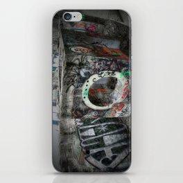 Graffiti - the Boiler iPhone Skin
