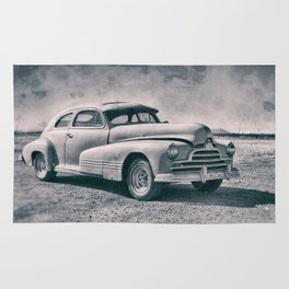 Pontiac At Sonoita Rug