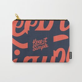 Keep It Simple Carry-All Pouch